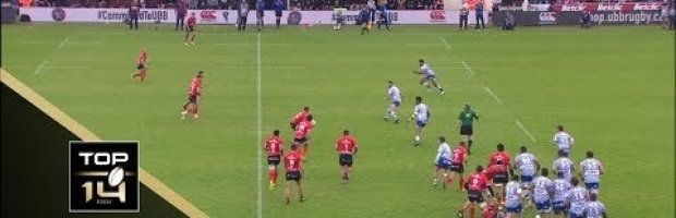 Top 14 Highlights: Bordeaux Bègles vs Toulouse