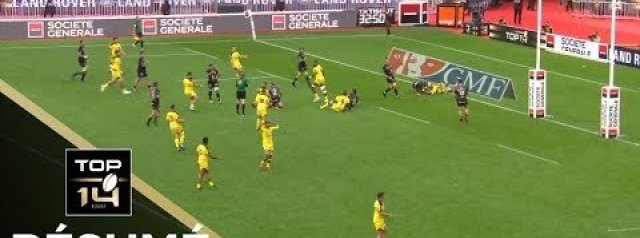 Top 14 Grand Final Highlights: Toulouse vs Clermont