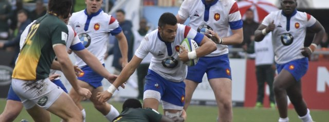 Roux disappointed as Junior Boks go down in U20 Champsionship semi-final