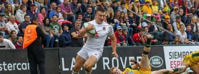 England defeat Ireland at World Rugby U20 Championship