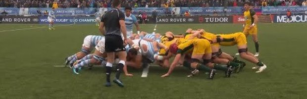 U20 World Championship Highlights: Argentina v Australia