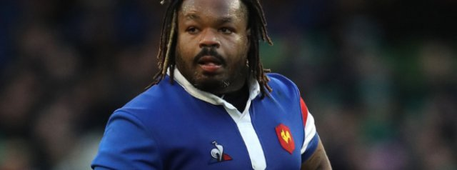 Bastareaud left out of France's World Cup squad with three uncapped players included