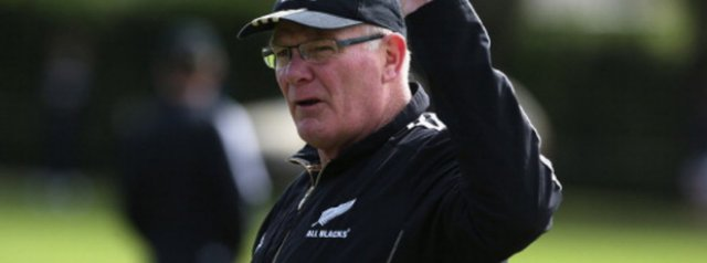 All Blacks 'scrum doctor' to leave post World Cup
