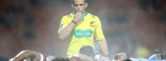 Neutral Referees Appointed For Super Rugby Semi-Finals
