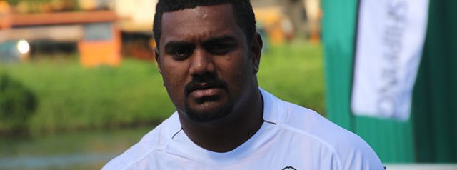 Glasgow sign Fijian Hooker Dolokoto