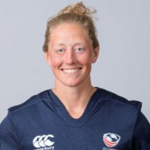 Kate Zackary rugby player