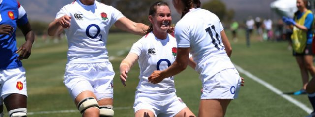 England beat France in Women's Rugby Super Series