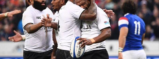 Fiji without Radradra and Goneva for Maori All Blacks clash
