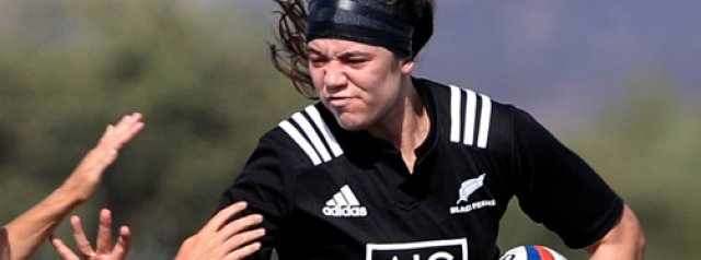 Improved Black Ferns win Super Series