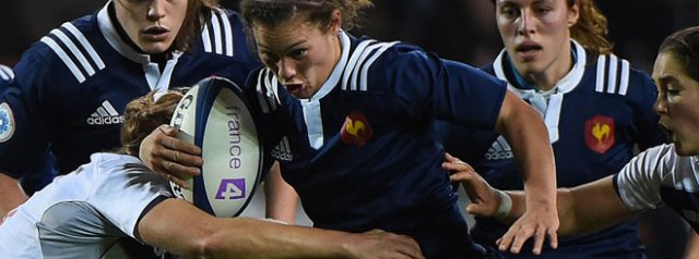 France Women blast USA to close out Super Series tournament