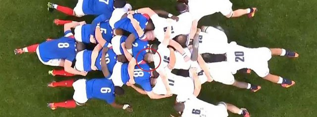World Rugby confirms scrum law amendment