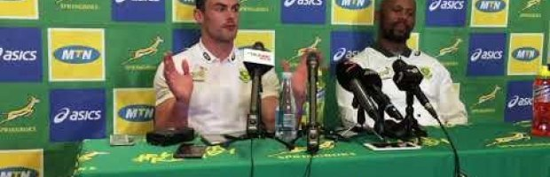 Jesse Kriel ahead of the Rugby Championship opener against the W