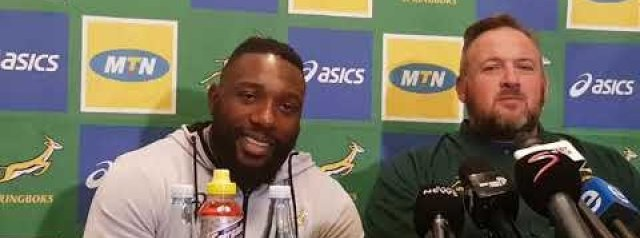 Beast Mtawarira talks World Cup dreams and the Rugby Championship