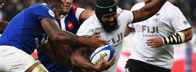Fiji testing depth against the Maori All Blacks with the World Cup looming