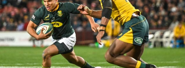 Rugby Championship Team of Round One