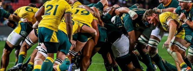 Takeaways from Round One of the Rugby Championship