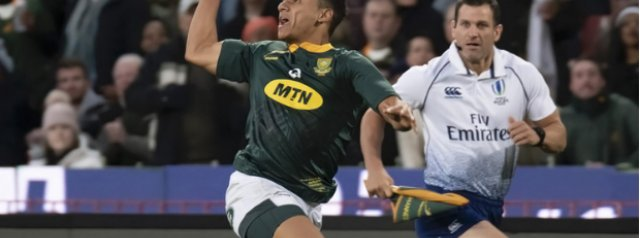 Ultimate Rugby's Rugby Championship Player of Round One