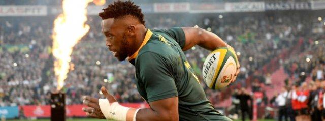 Siya Kolisi returns in a new look Springbok side to face Argentina