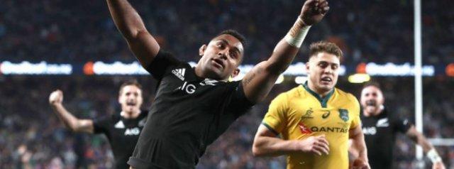 Ratings: New Zealand v Australia