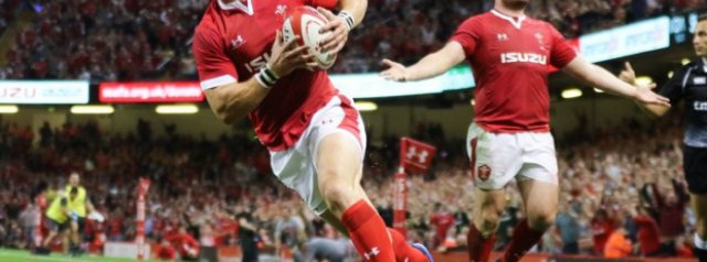 Wales top of the world as Biggar makes his point