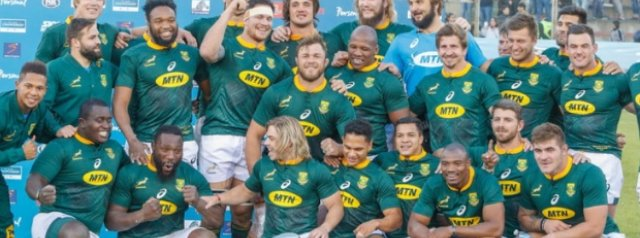 Springboks name final training squad