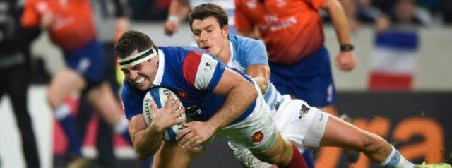 France names team to face Scotland