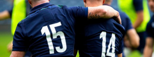 Scotland make 14 changes to France at Murrayfield