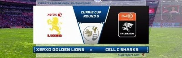 Currie Cup | Lions vs Sharks | Highlights