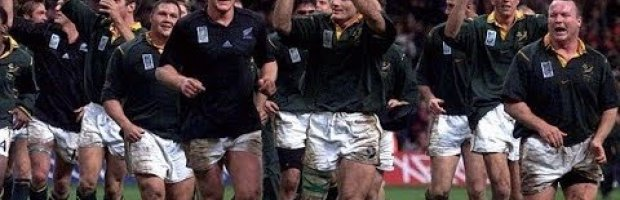 All The Springbok Tries at Rugby World Cup 1999