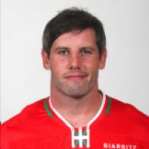 Dave O'Callaghan Biarritz Olympique