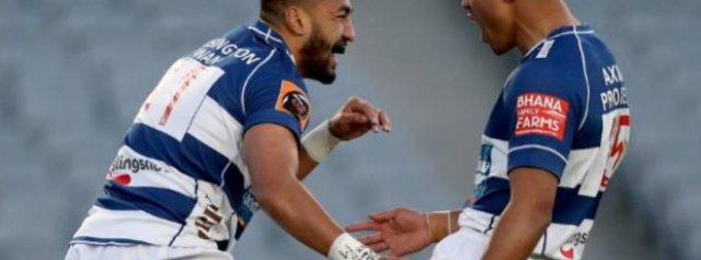 Watch: Rieko Ioane scores an intercept try for Auckland