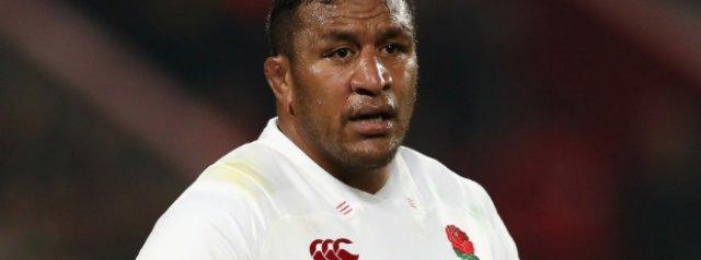 England 'cautiously optimistic' over Vunipola despite brief return at Twickenham