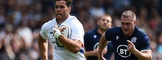 Highlights: Scotland v France
