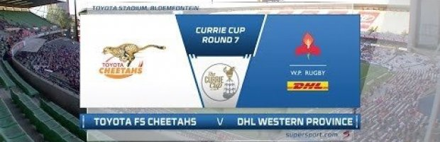 Currie Cup | Cheetahs vs Western Province | Highlights