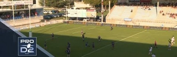 PROD2 Highlights: Colomiers v Mont-de-Marsan