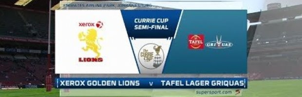 Currie Cup Highlights | Golden Lions v Griquas