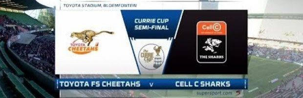 Currie Cup Highlights | Cheetahs v Sharks