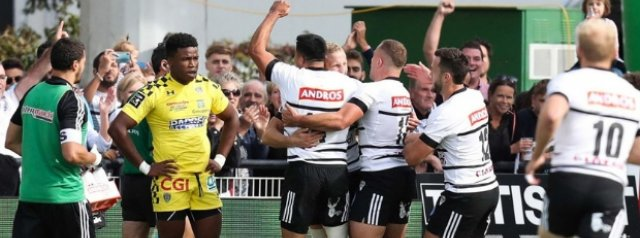Brive stun Top 14 runners-up Clermont in milestone derby as Toulouse get off the mark