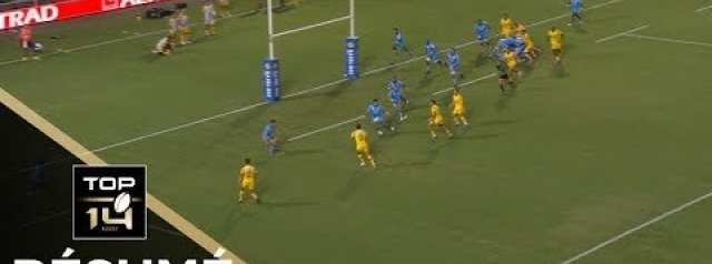 Top 14 Highlights: Montpellier v La Rochelle