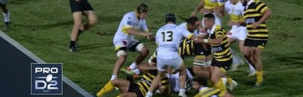 PROD2 Highlights: Mont-de-Marsan v Carcassonne