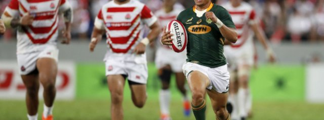 Ian Foster responds to the Springboks' tactics against Japan and suggests the Boks are playing mind game