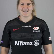 Poppy Cleall rugby player