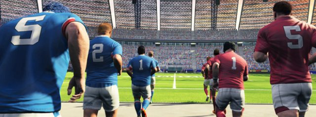 WATCH: The Beta version of Rugby 20