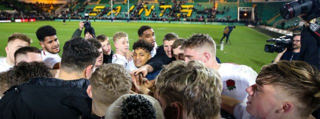 England U20s fixtures & venues for U20 Six Nations Championship announced