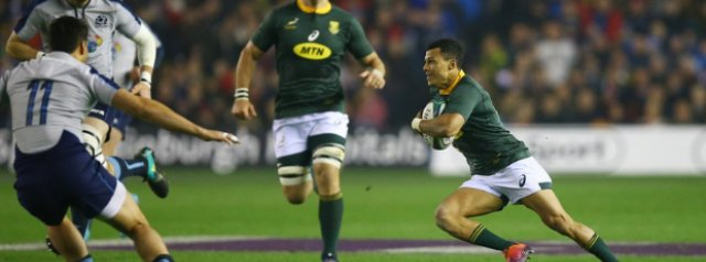 Bok halfback to join Sale Sharks short-term deal