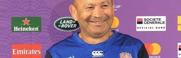 Eddie Jones & Owen Farrell England Press Conference