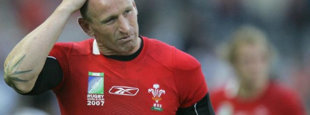 Welsh legend Gareth Thomas reveals he has HIV and admits he considered committing suicide