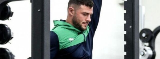 Robbie Henshaw unlikely to feature against Scotland
