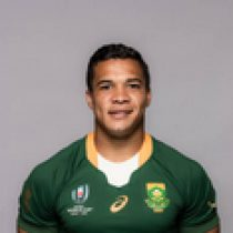 Cheslin Kolbe rugby player