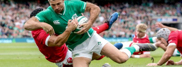 Kearney adds to Ireland's injury worries